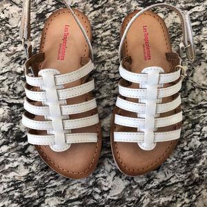 NIB - Les Tropeziennes Little Girl Sandals